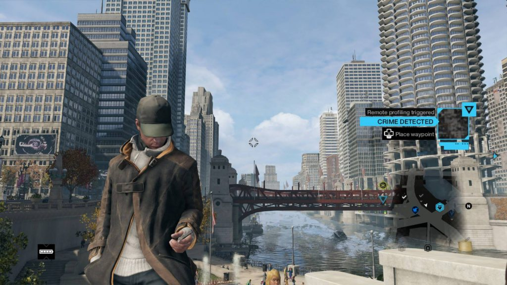 Hacking the city gave players a chilling insight into the power of cyberspace ...