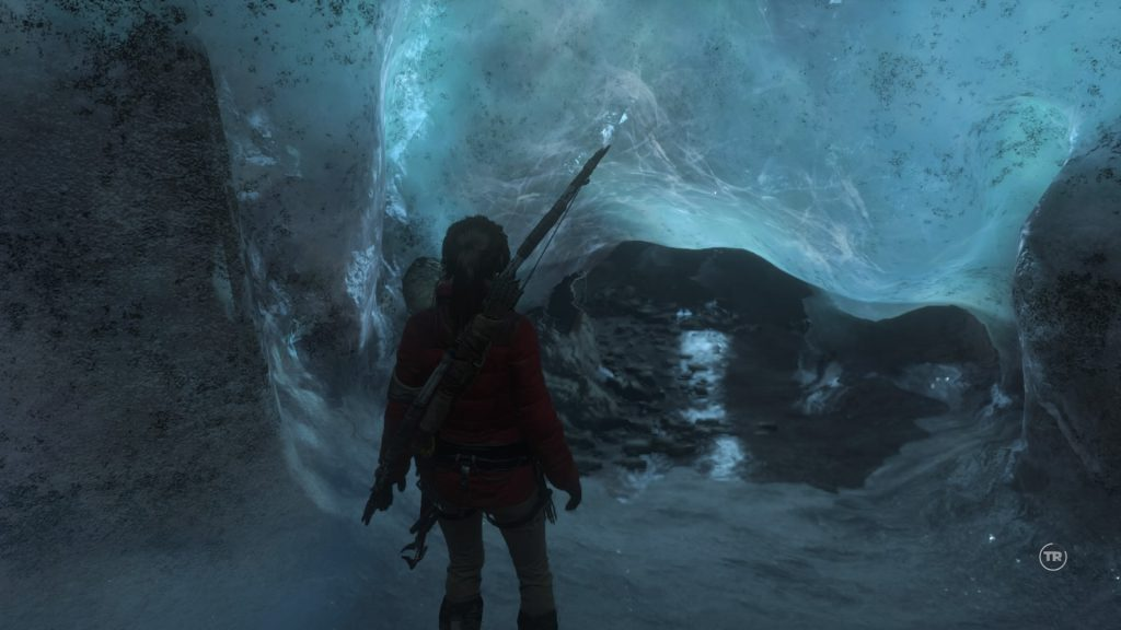 Ice Caves abound and