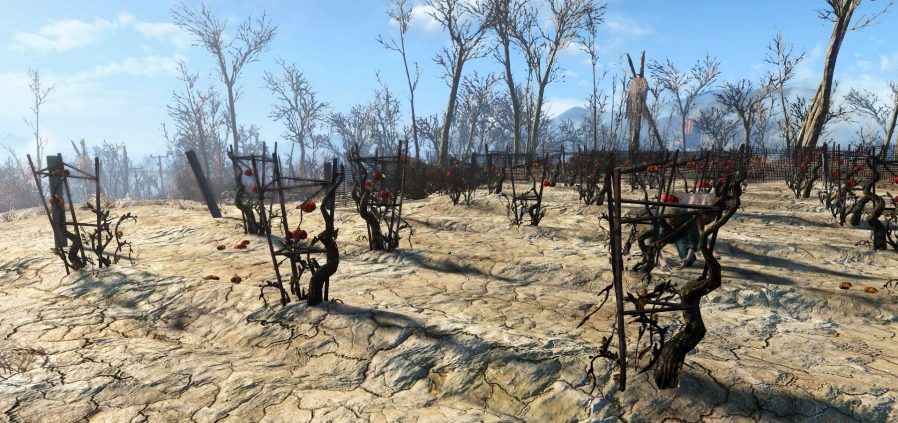 Abernathy farm in Fallout 4