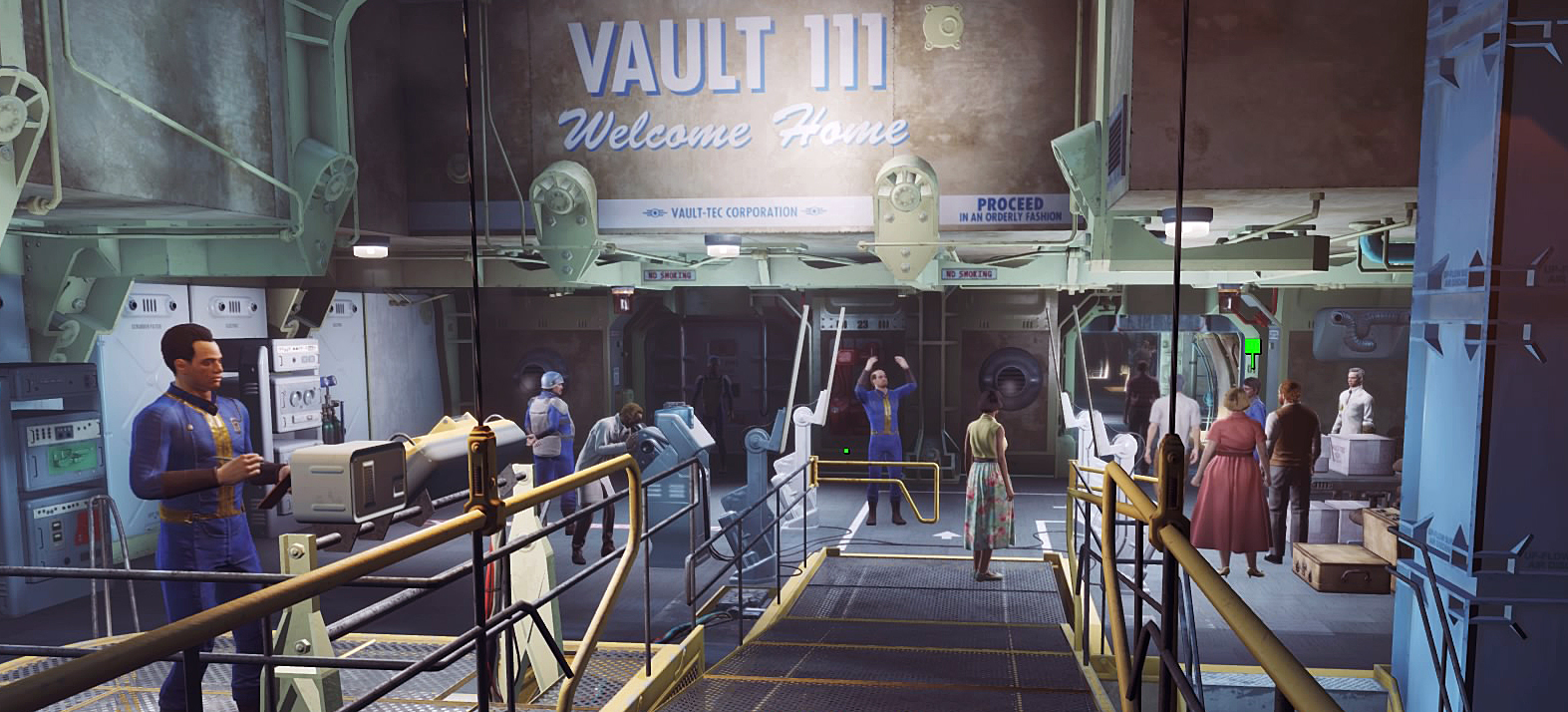The history of Fallout 4
