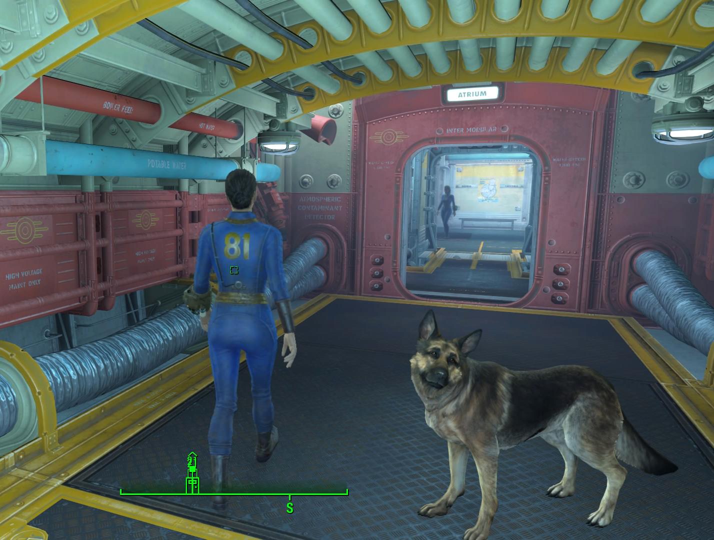Fallout 4 Vault inhabitants