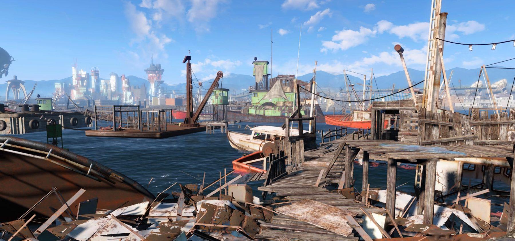 Fallout 4 pirates