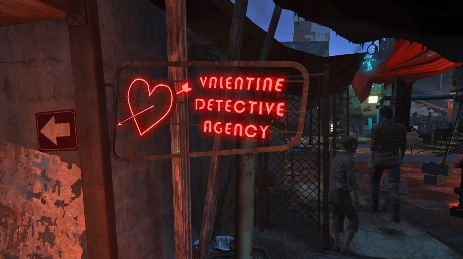 Fallout 4 detective