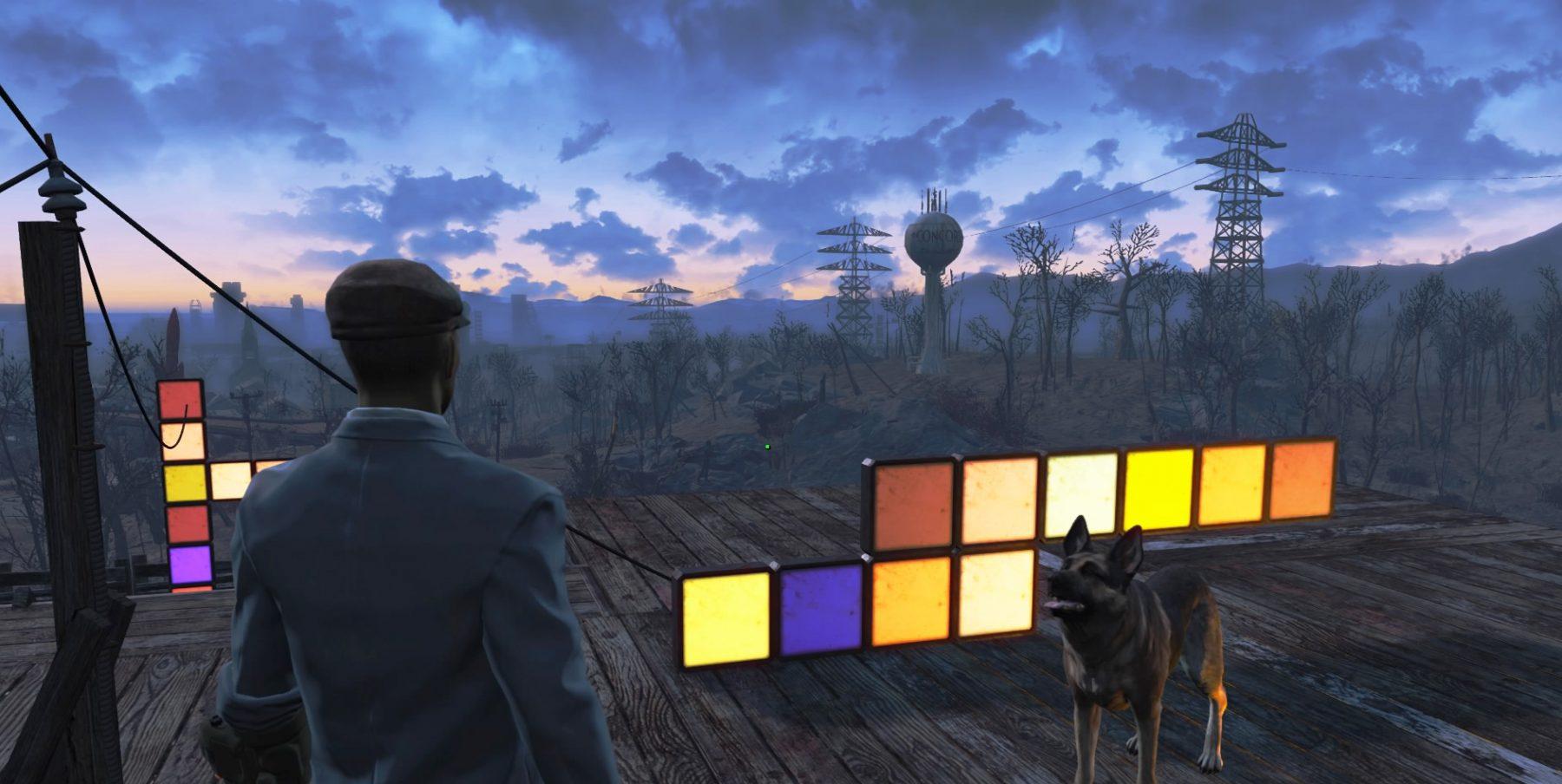 Fallout 4 farming