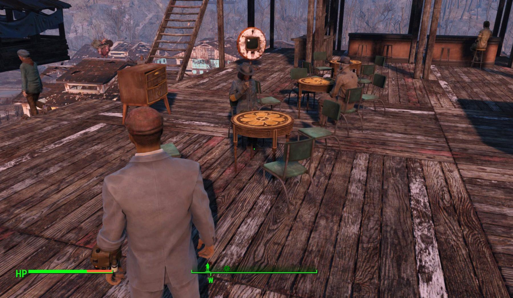 Fallout 4 homebase