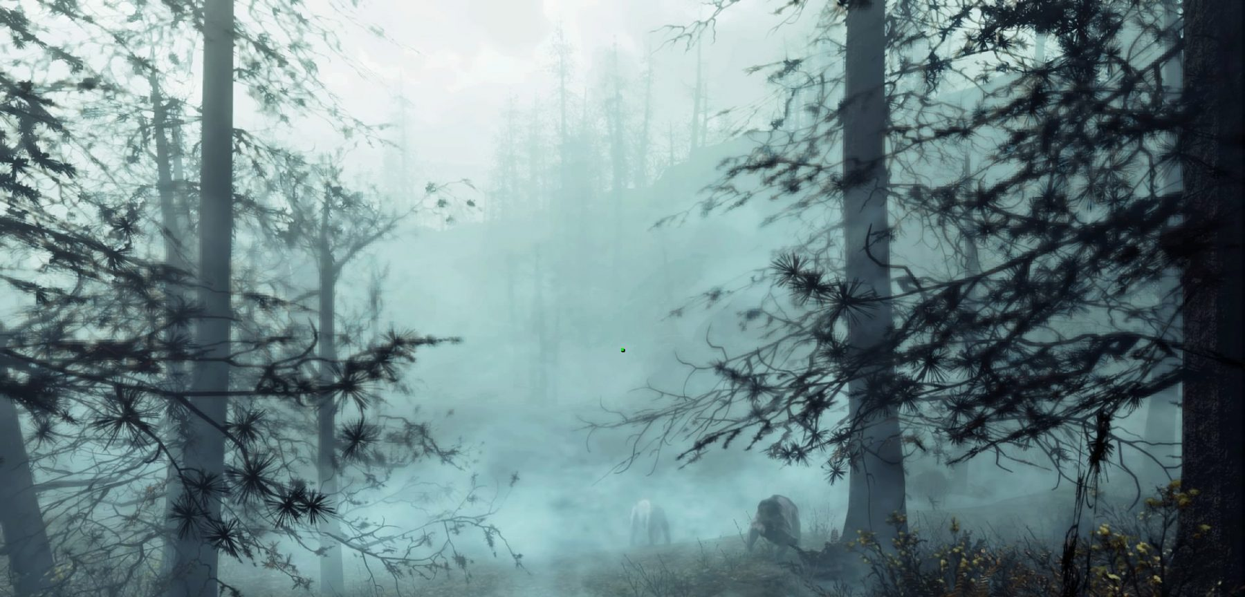 Fallout 4's natural world